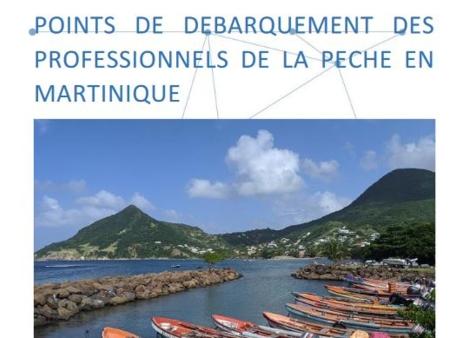 Guide des points de débarquement en Martinique.